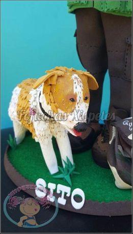 Fofuchas Xispetes_Cazador con perro (9)