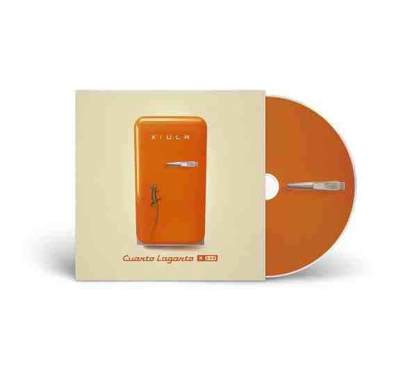 Cuarto Lagarto, el disc de cançons inèdites de Xiula