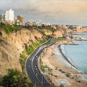 La zona migliore in cui soggiornare a Lima: Miraflores