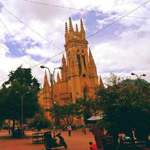 Alloggiare a Chapinero Bogotá