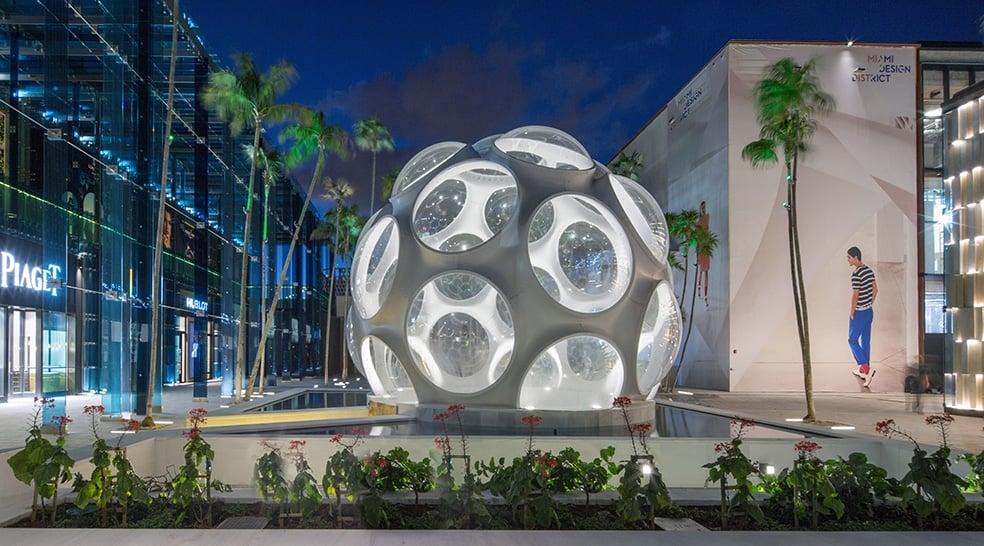 Dove alloggiare a Miami - Design District
