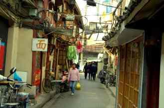 Shanghai - Calle poopular