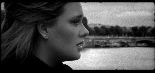 Toma del vídeo Someone LIke You de Adele