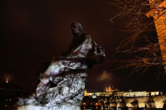 Estatua de Smetana