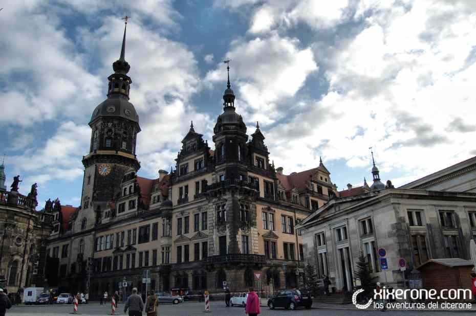 Palacio Real de Dresde