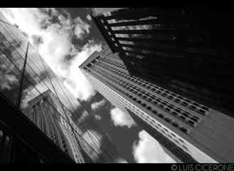El Midtown de Manhattan tapa el sol.