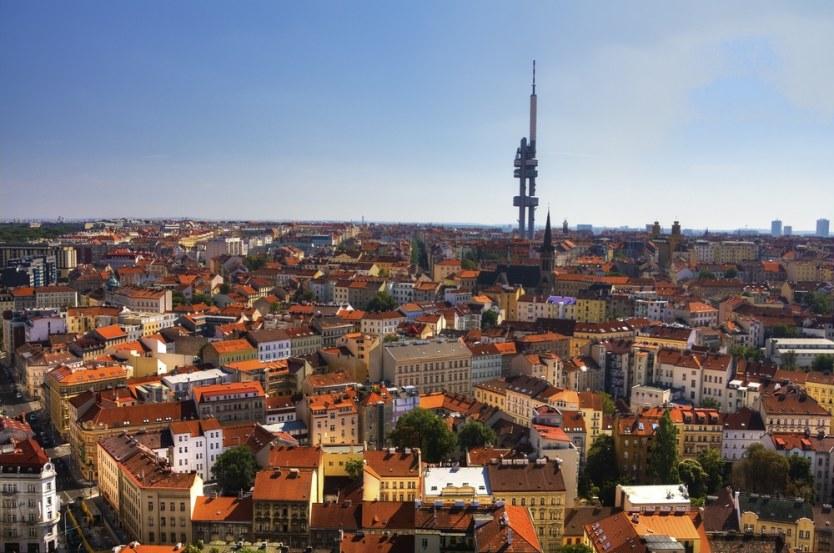 Dónde dormir Praga - Vinohrady