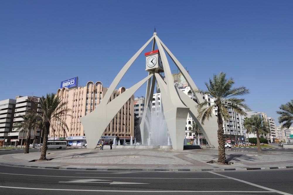 Dormir en Dubái - Deira