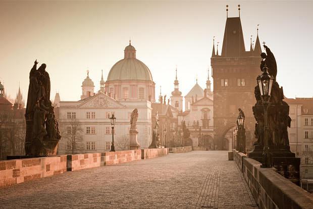 Dormir en Praga - Centro - Ciudad Antigua