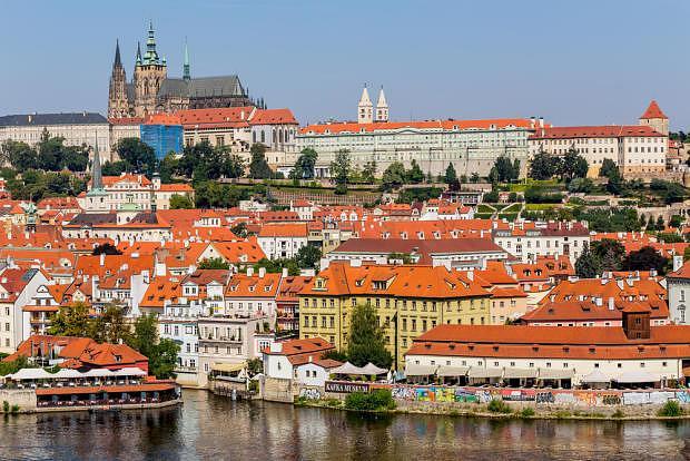 Mejores zonas para quedarse en Praga - Mala Strana