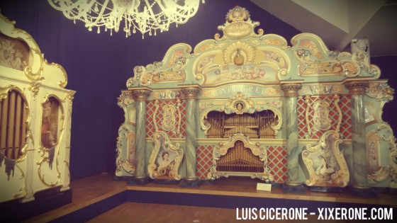 museo speelklok organo