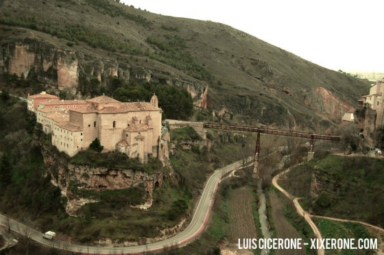 Puente de San Pablo y Parador de Cuenca