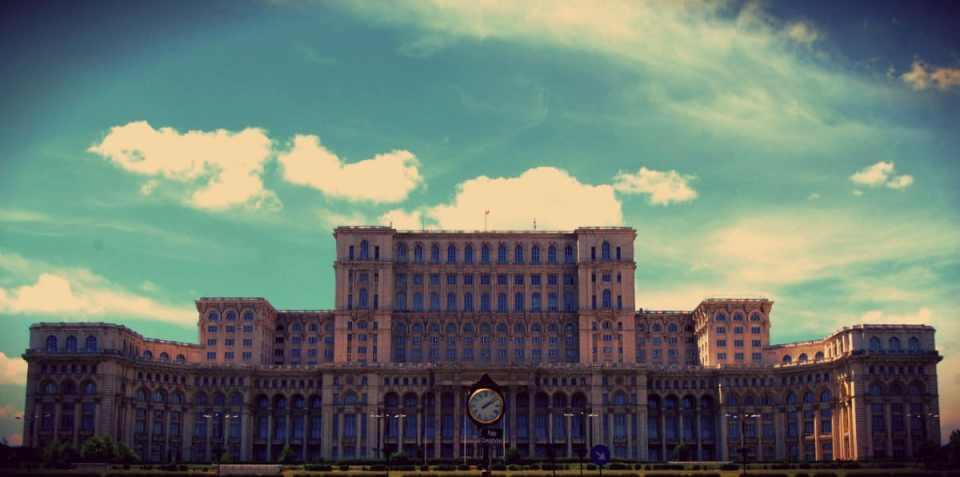 Parlamento de Rumanía