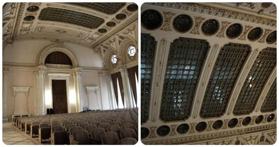 Teatro Parlamento de Rumanía