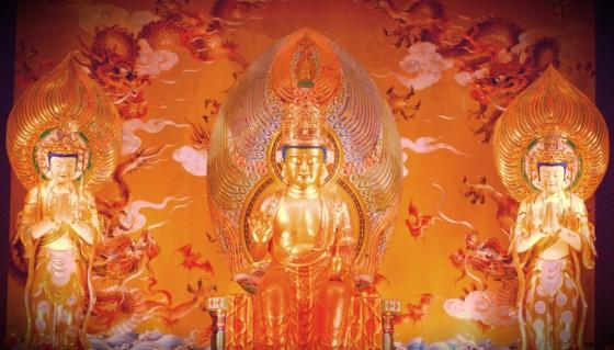 Templo Budista de Singapur