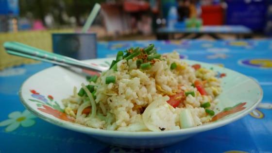 Comida en Tailandia