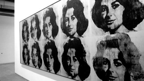 Warhol en el George Pompidou de París