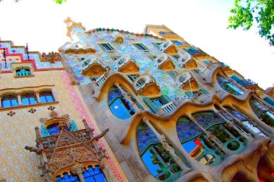 Fachada Casa Batlló