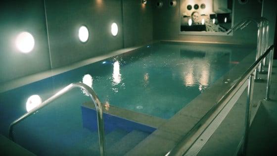 Zona de spa - hotel Barceló Albatros