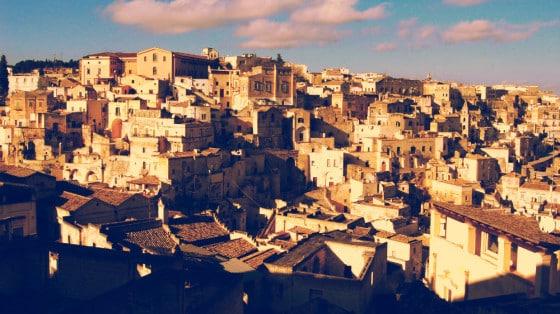 Matera colina