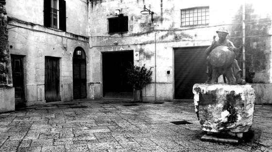 Plaza - Matera