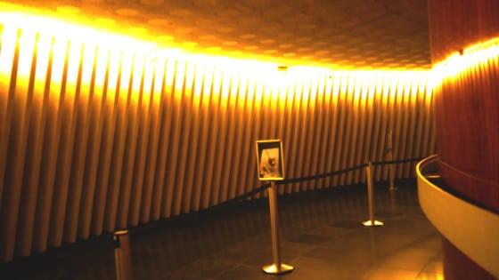 Torre de TV de Berlín - Interior