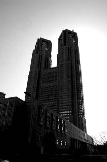 Metropolitan Government Tower