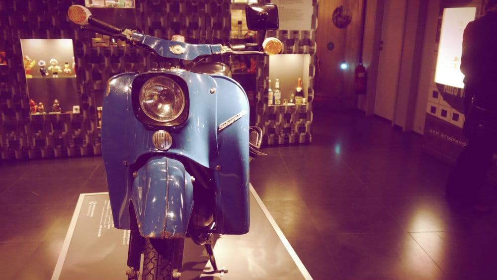 Motocicleta de la RDA