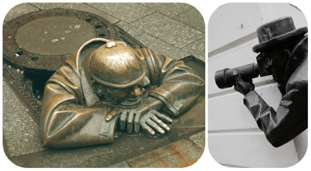 Estatuas de Bratislava