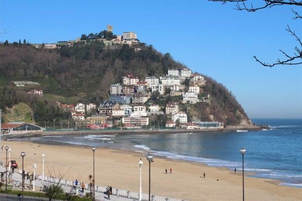 Monte Igueldo - San Sebastián