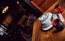 Hora del té en Pingyao