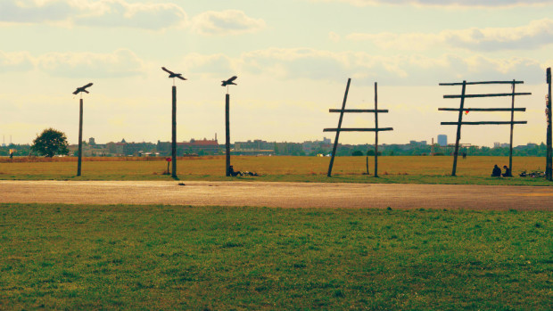 Aeropuerto de Tempelhof - Berlín