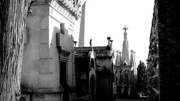 Cementerio de Montjuïc - Mausoleos
