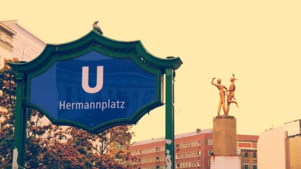 Hermannplatz - U Bahn