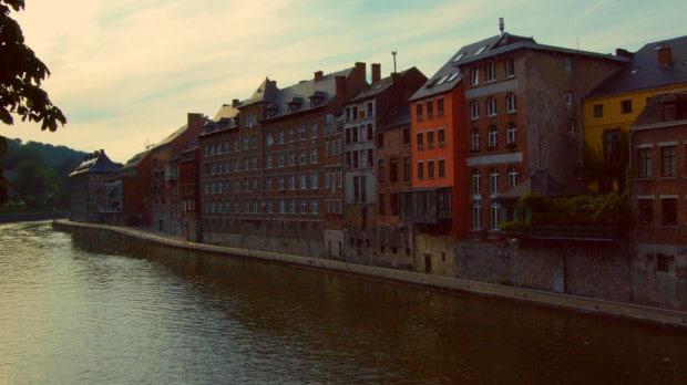 Namur - Río