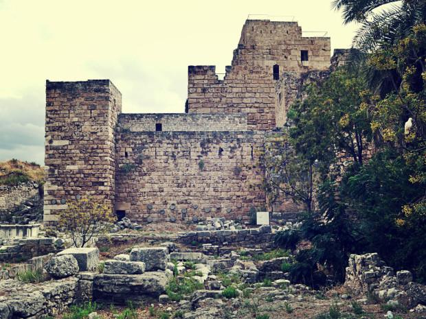 Castillo de los Cruzados, Biblos