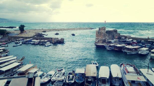 Puerto de Biblos