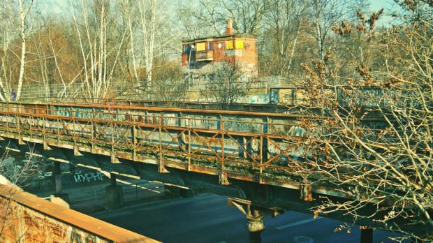 Puente ferroviario Yorckstrasse