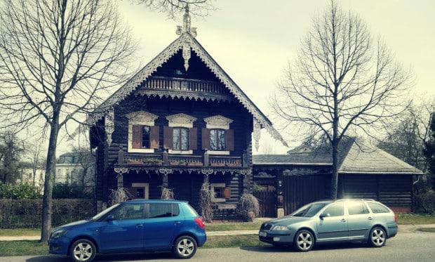 Casa de la Colonia Rusa de Potsdam