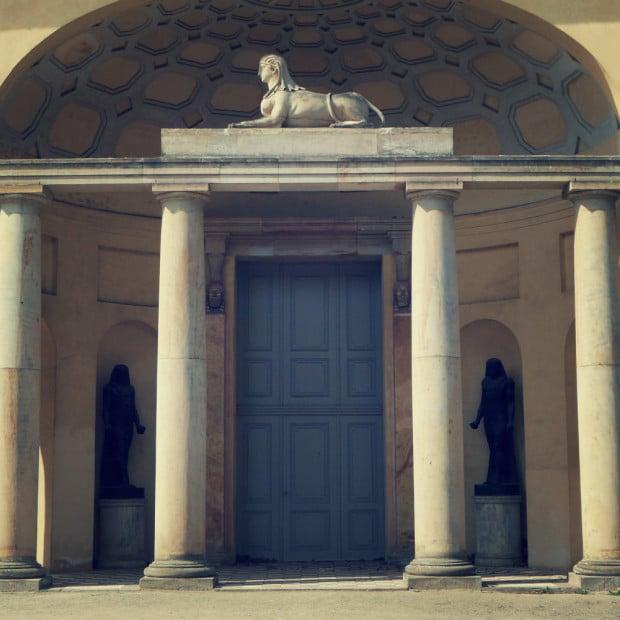 Edificio egipcio Neuer Garten Potsdam