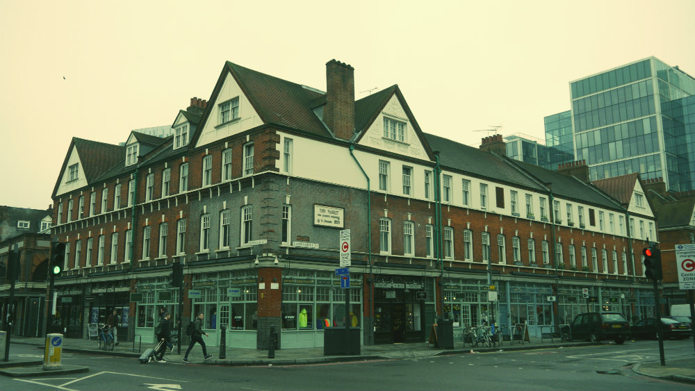Old Spitalfields Market - Londres