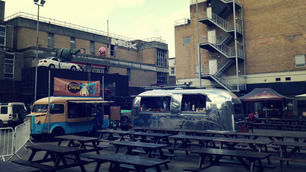 Truman's Brewery