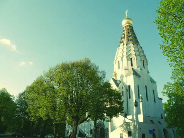 Iglesia Rusa Leipzig