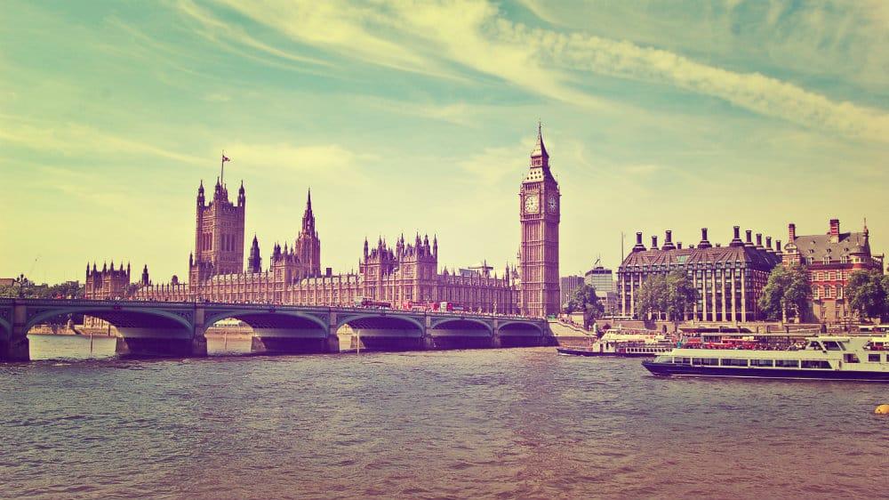 Mejores zonas donde alojarse en Londres - Westminster