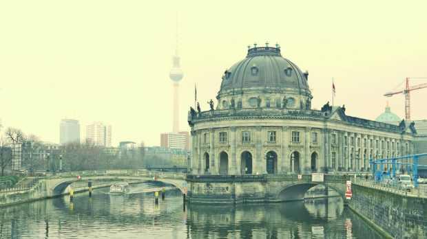 Isla de los Museos, Berlín