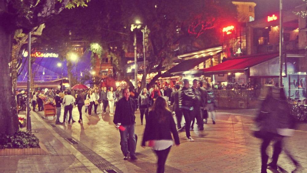 Qué ver en Bogotá - Zona T