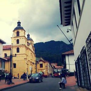 Dónde dormir en Bogotá - La Candelaria