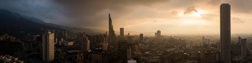 Las mejores zonas donde dormir en Bogotá