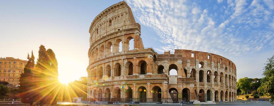 Qué ver en Roma en 2 días - Coliseo