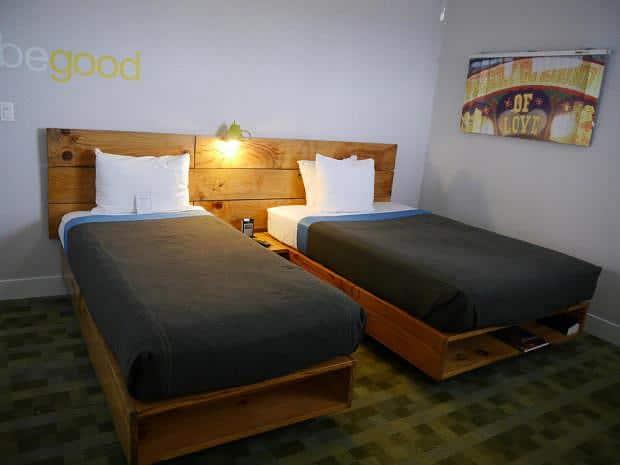 Good Hotel San Francisco - Habitación